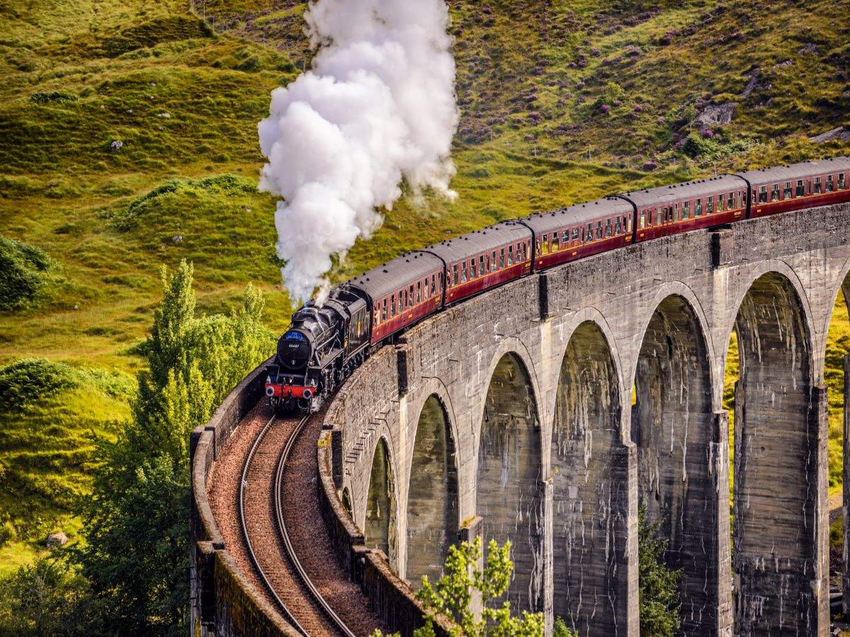 Britain's most loved train journeys