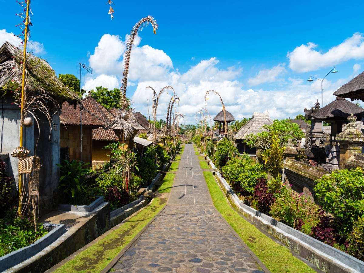 Traditional artistic villages to visit in Bali
