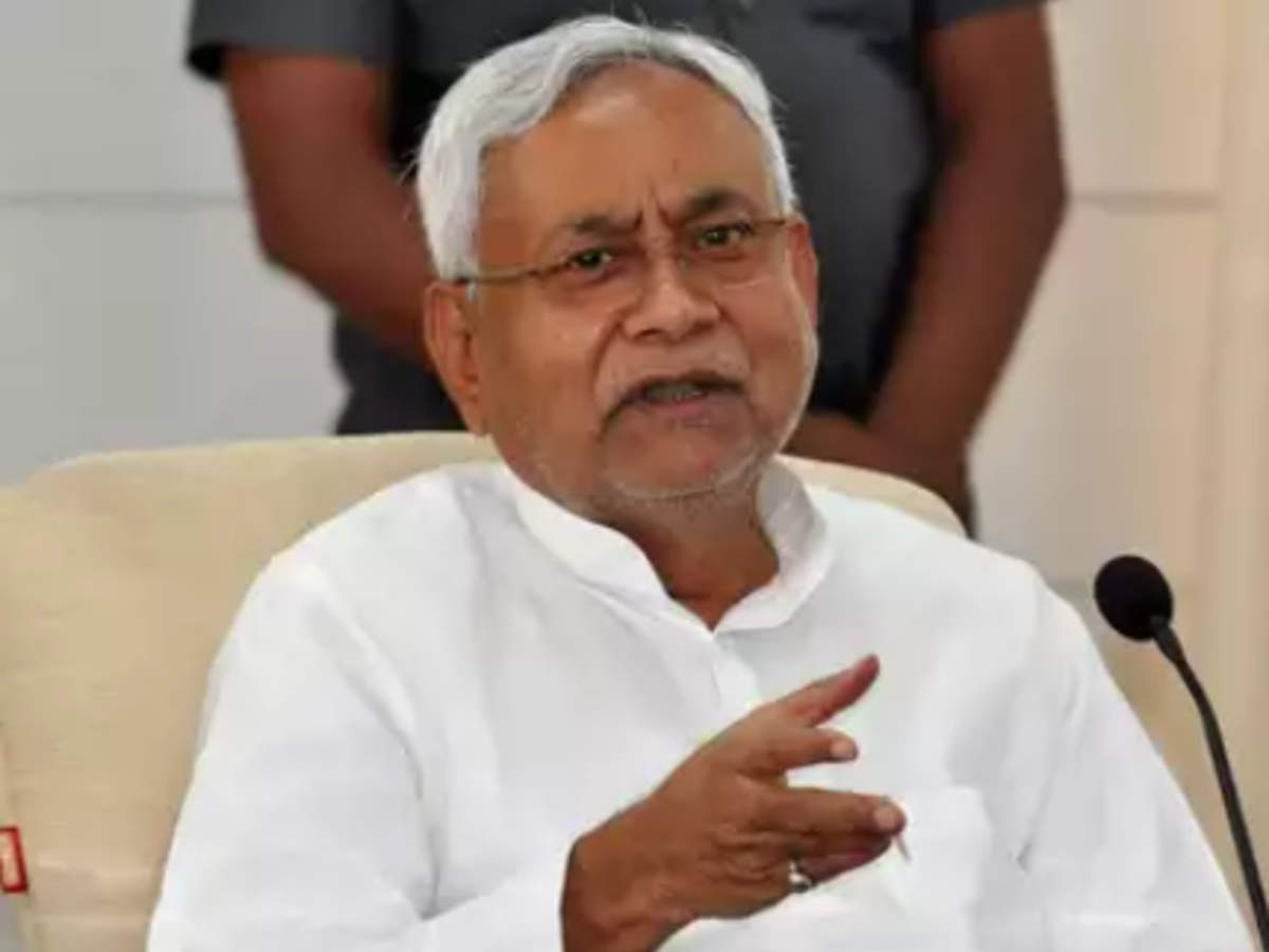 Bihar CM Nitish Kumar to be admitted to AIIMS-Delhi for cataract operation