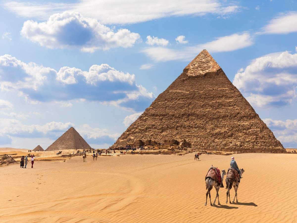 Egypt reopens for vaccinated travellers, no PCR test required