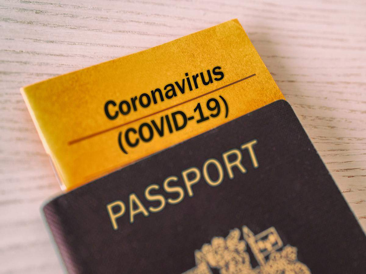 Know how to link your passport with COVID-19 certificate