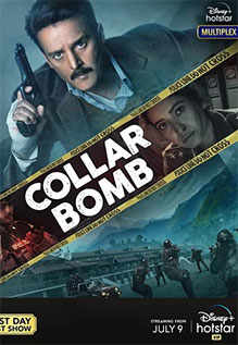 Collar Bomb Assessment: Jimmy Sheirgill and Asha Negi racing in opposition to time is enthralling