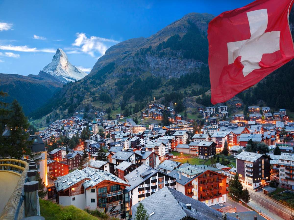 Fully vaccinated Indians can now travel to Switzerland