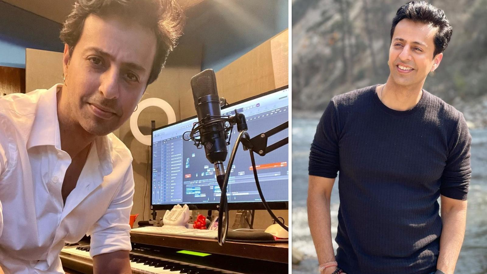 Salim Merchant confesses he was asked by the makers to praise contestants  when he used to judge 'Indian Idol' | TV - Times of India Videos