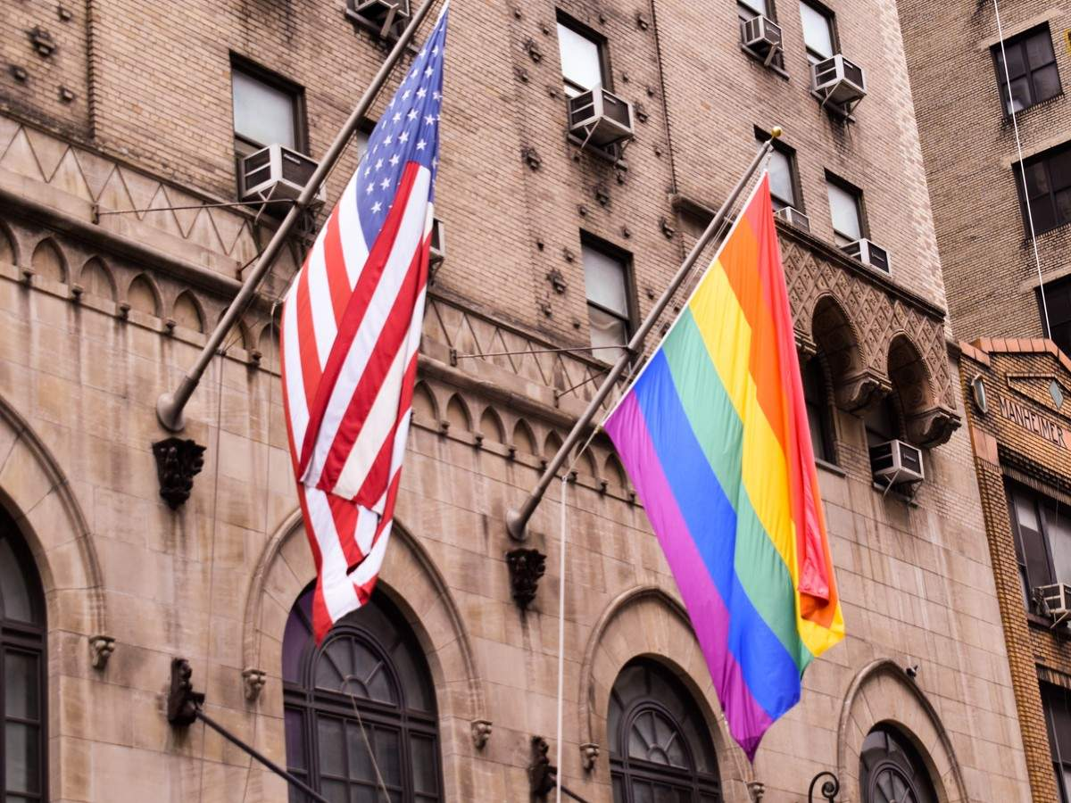 US passport holders can now opt to choose third gender on their passports
