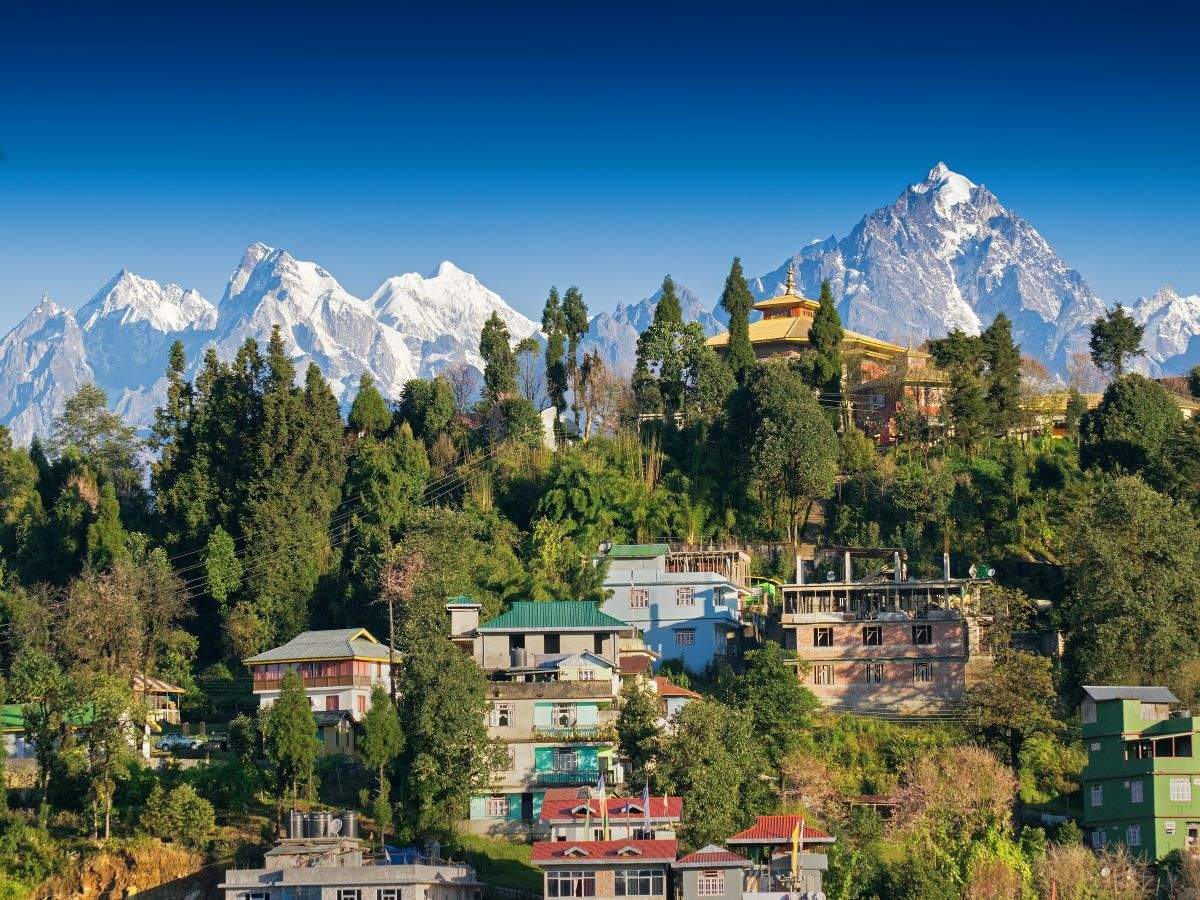 Sikkim to allow fully vaccinated travellers enter the state