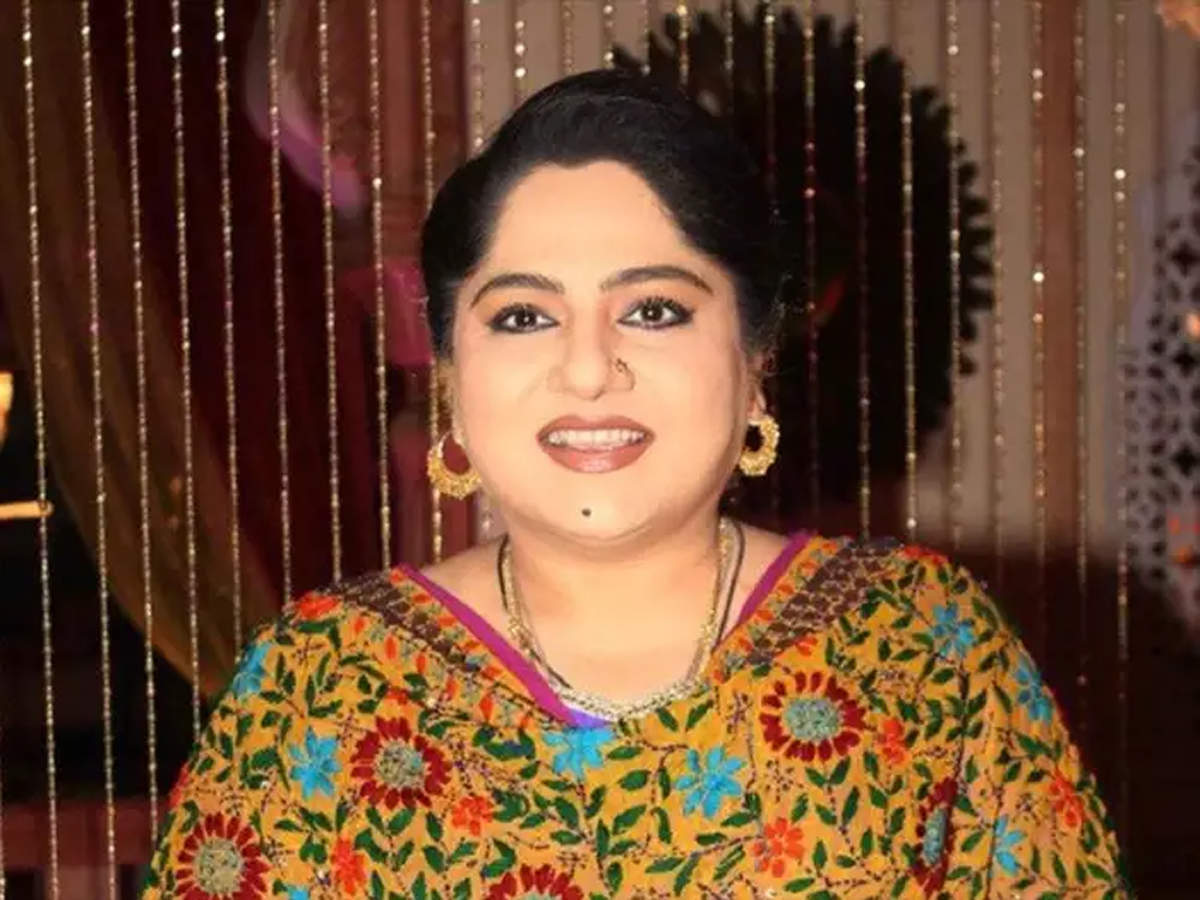 Exclusive - Saans actress Shagufta Ali on her financial struggles for the past 4 years, says had to sell jewellery and car for survival - Times of India