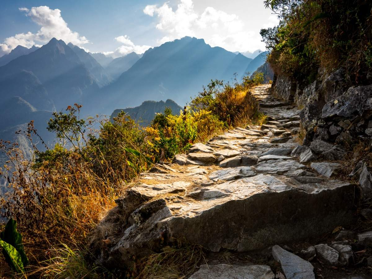 Peru's Inca Trail reopens for the first time since the pandemic broke out