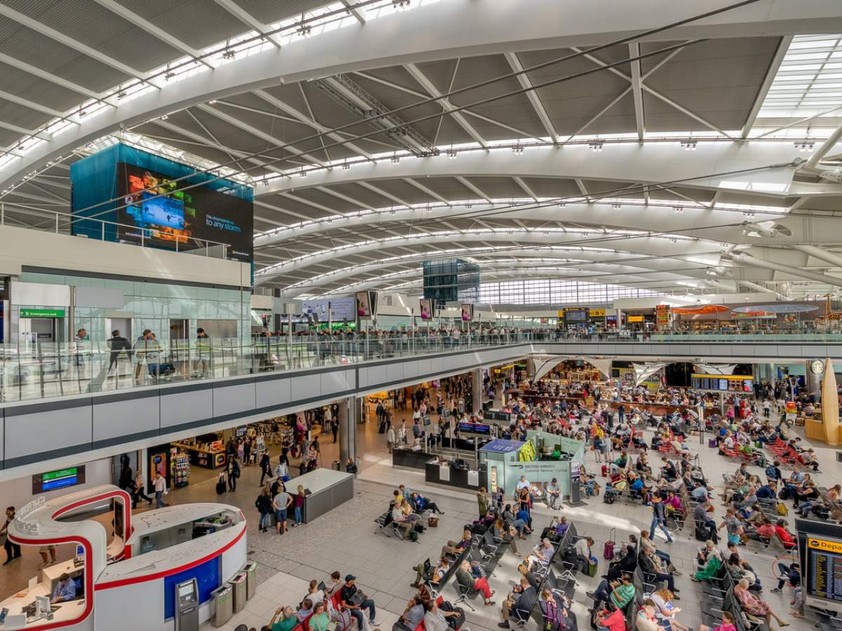 Britain reopens Terminal 3 of Heathrow Airport expecting tourist influx