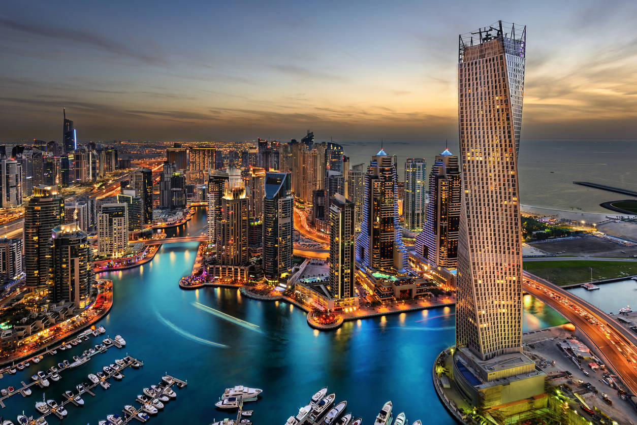 """Dubai: """"Motivating people to not just visit but live and work"""""""