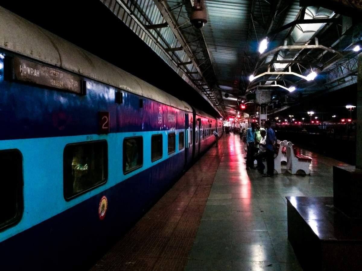 Soon Puri Railway Station will be transformed into a world-class transit hub