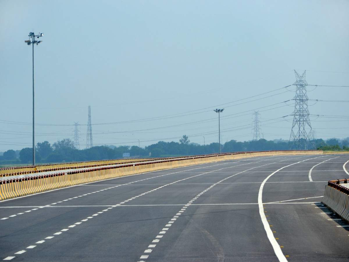 All about Ganga Expressway, India's second longest expressway