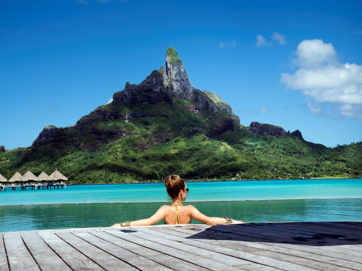 Destinations where only super-rich can afford a vacation