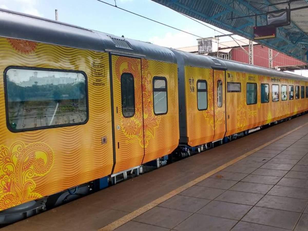 Mumbai-Ahmedabad Tejas Express is returning on August 7