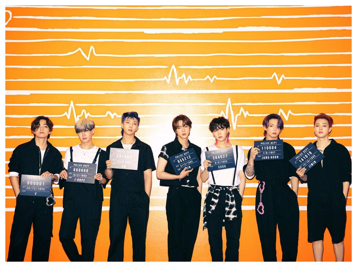 BTS' 'Butter' CD records highest first week sales of 20 ...
