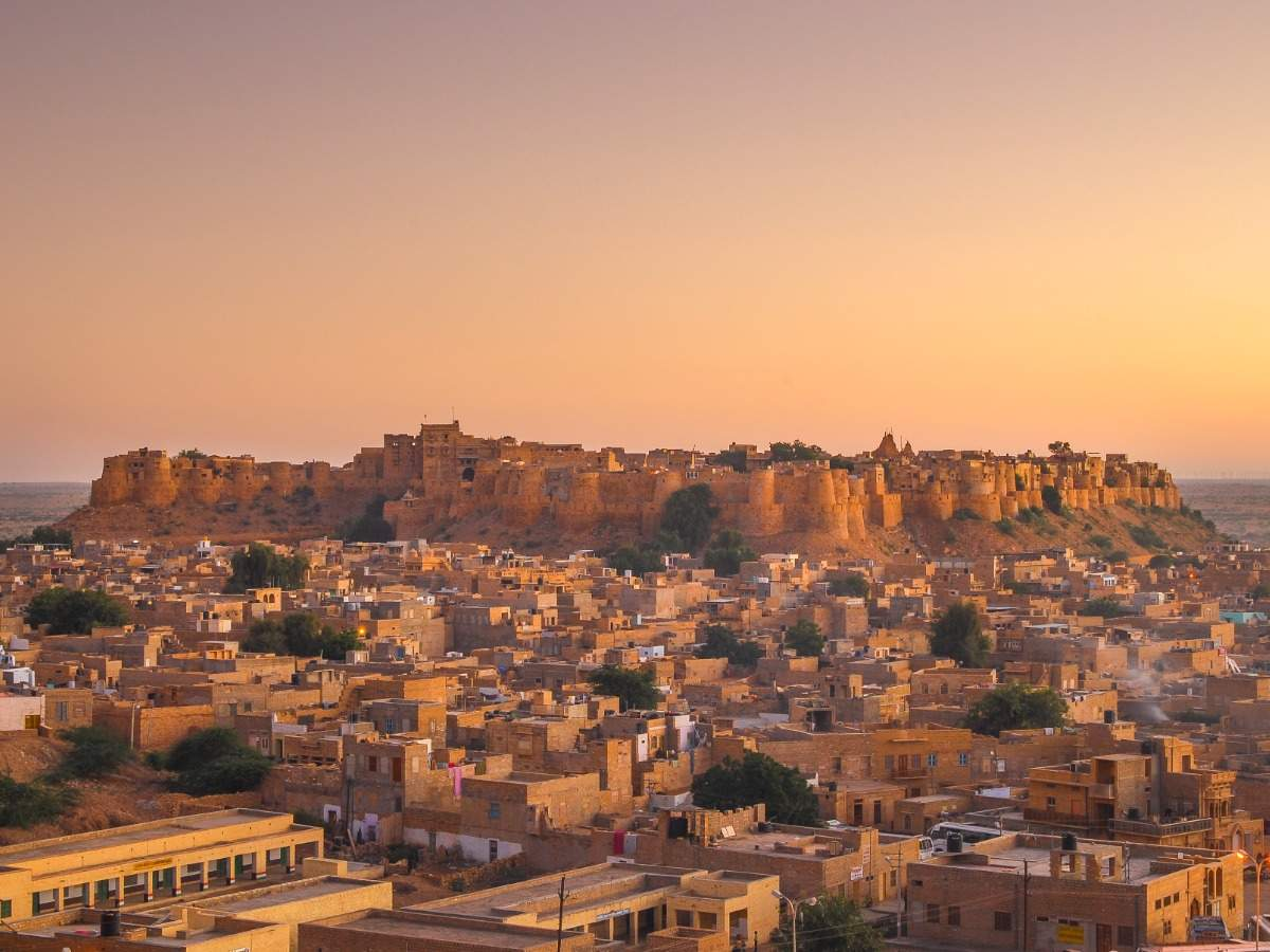 Interesting facts you might not know about Jaisalmer's Golden Fort