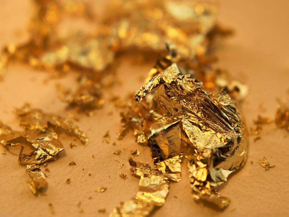Food items that are made with gold and the places they come from!
