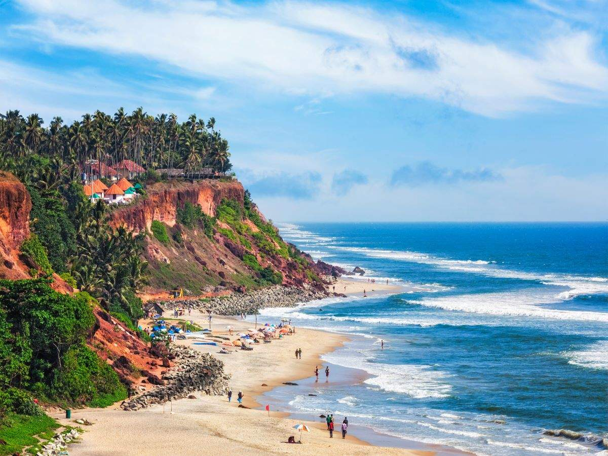 India's most beautiful cliffside beaches