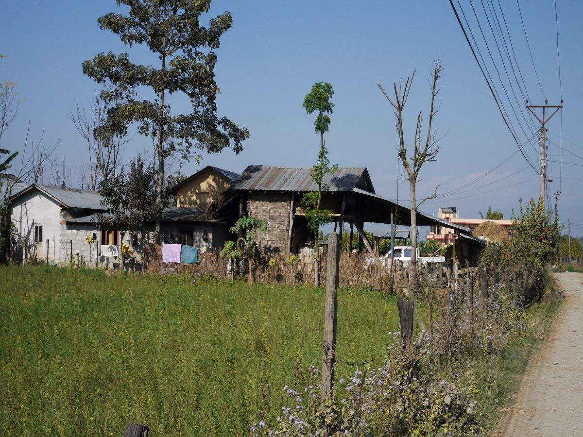 Tharu village along Indo-Nepal border to be developed as a tourism spot
