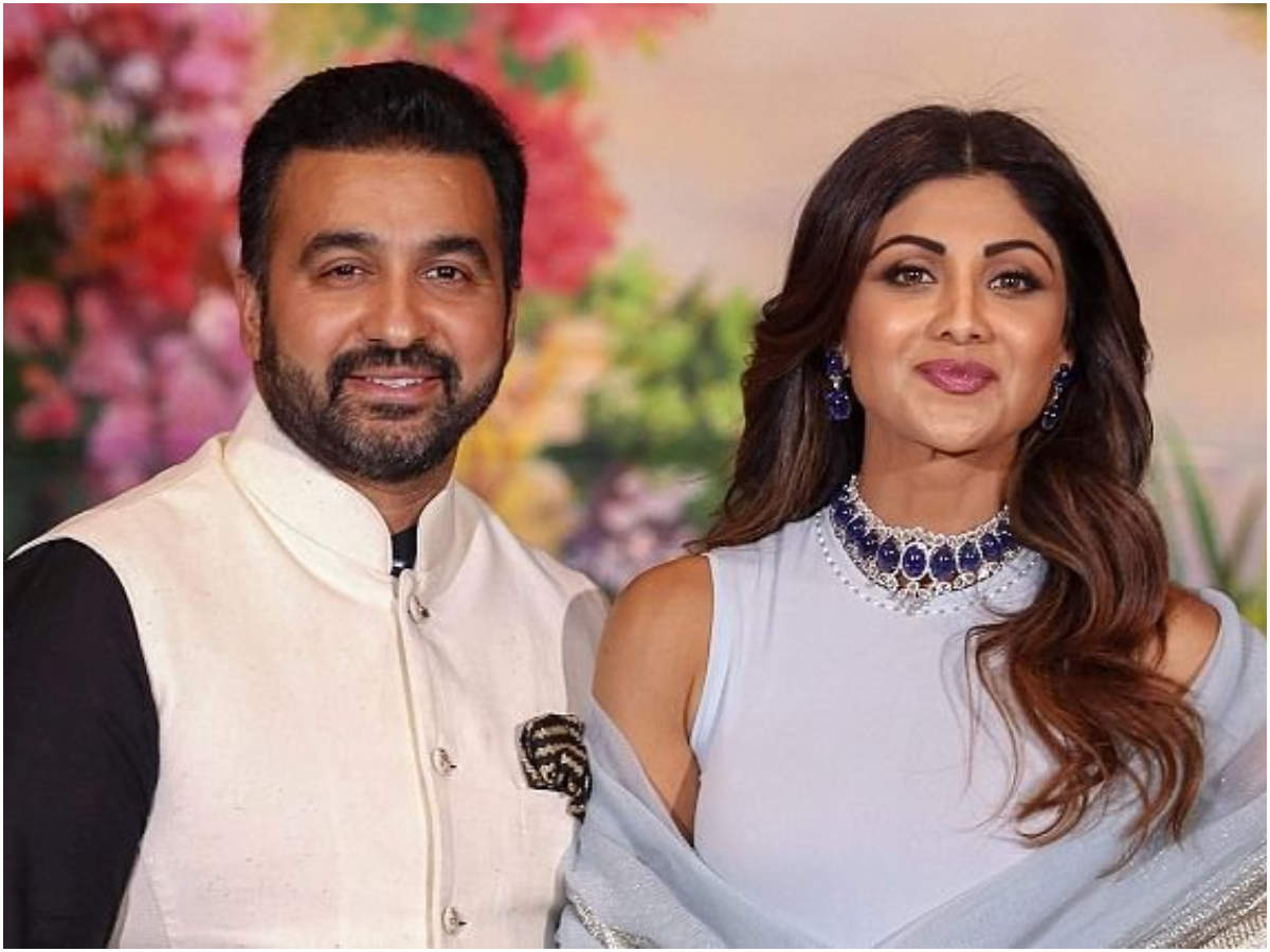 Shilpa Shetty refrains from commenting about Raj Kundra investigation |  Hindi Movie News - Times of India