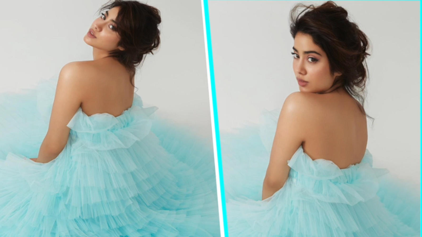 janhvi-kapoor-looks-dreamy-in-ruffled-gown-sister-khushi-kapoor-reacts