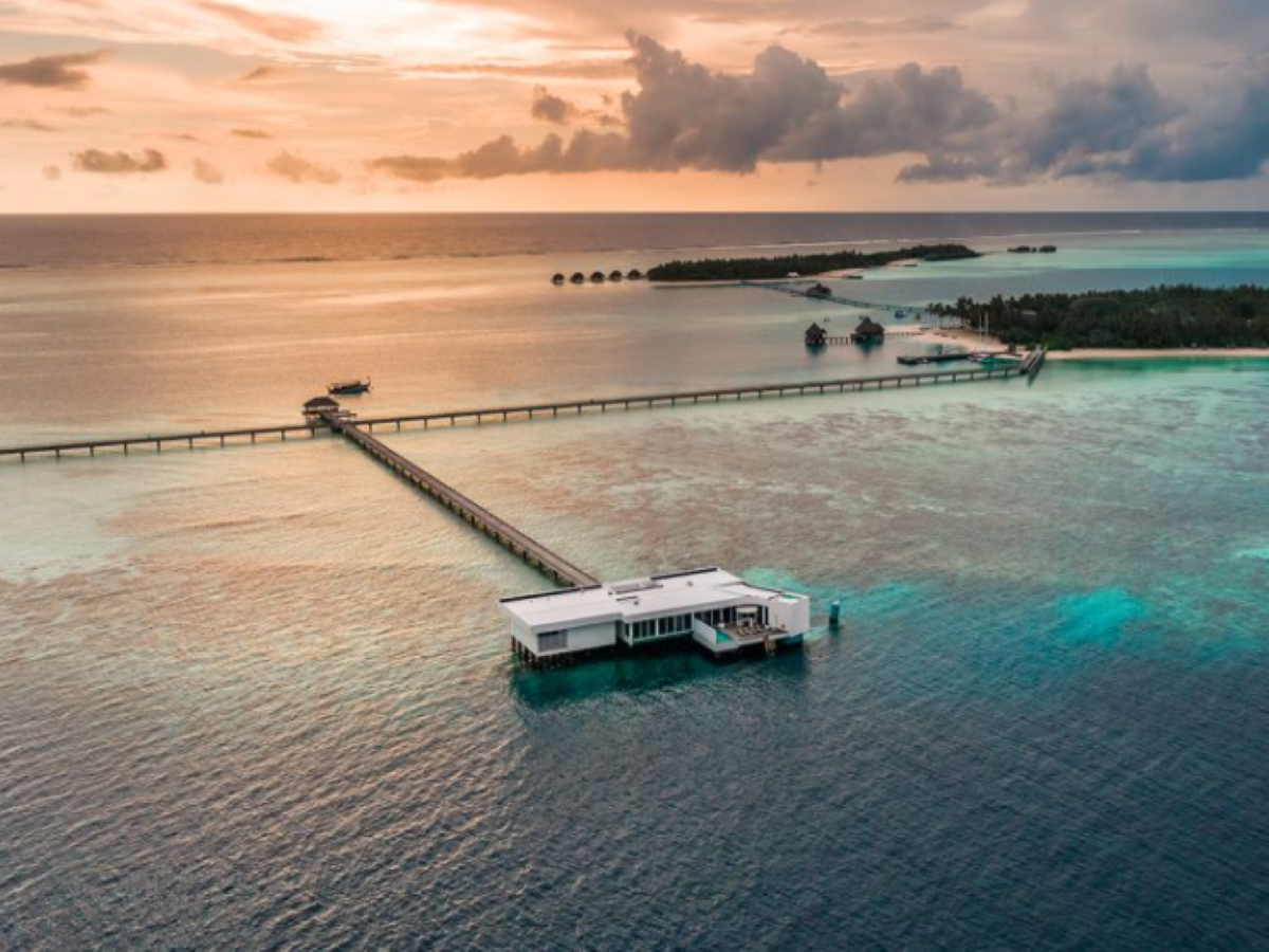 These are the world's best floating hotels
