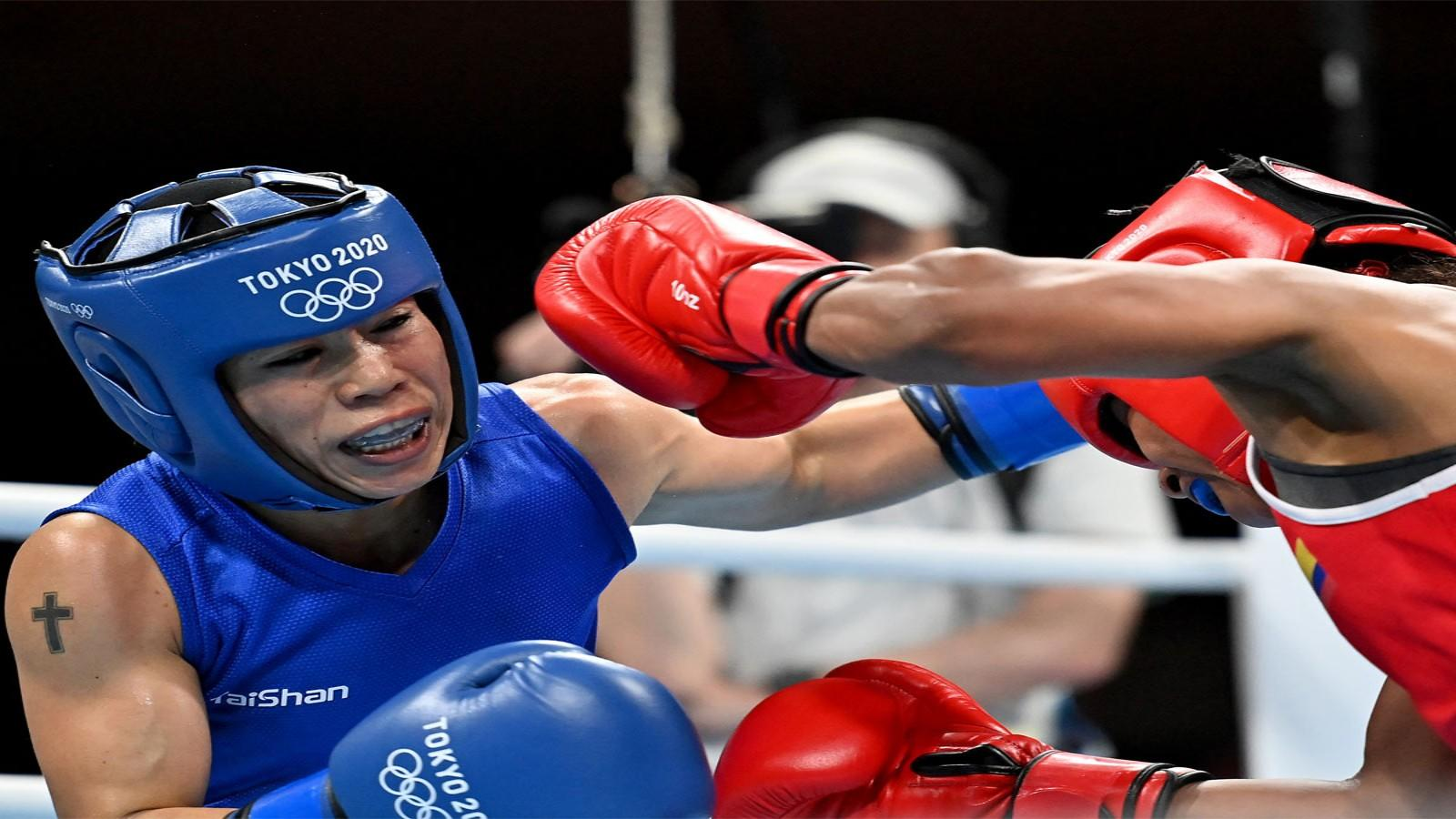 mary-kom-goes-down-fighting-in-olympic-pre-quarters-out-of-tokyo-games