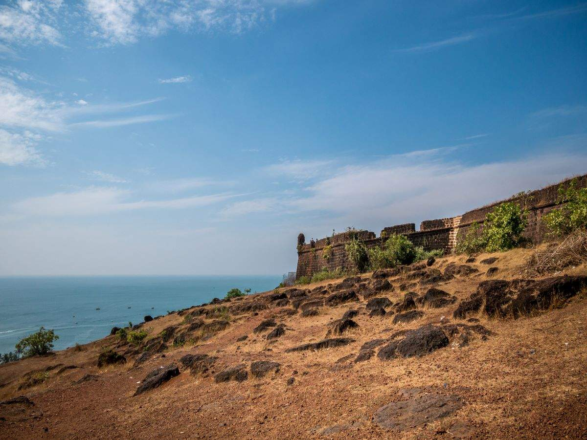 India's amazing seaside forts that you shouldn't miss visiting