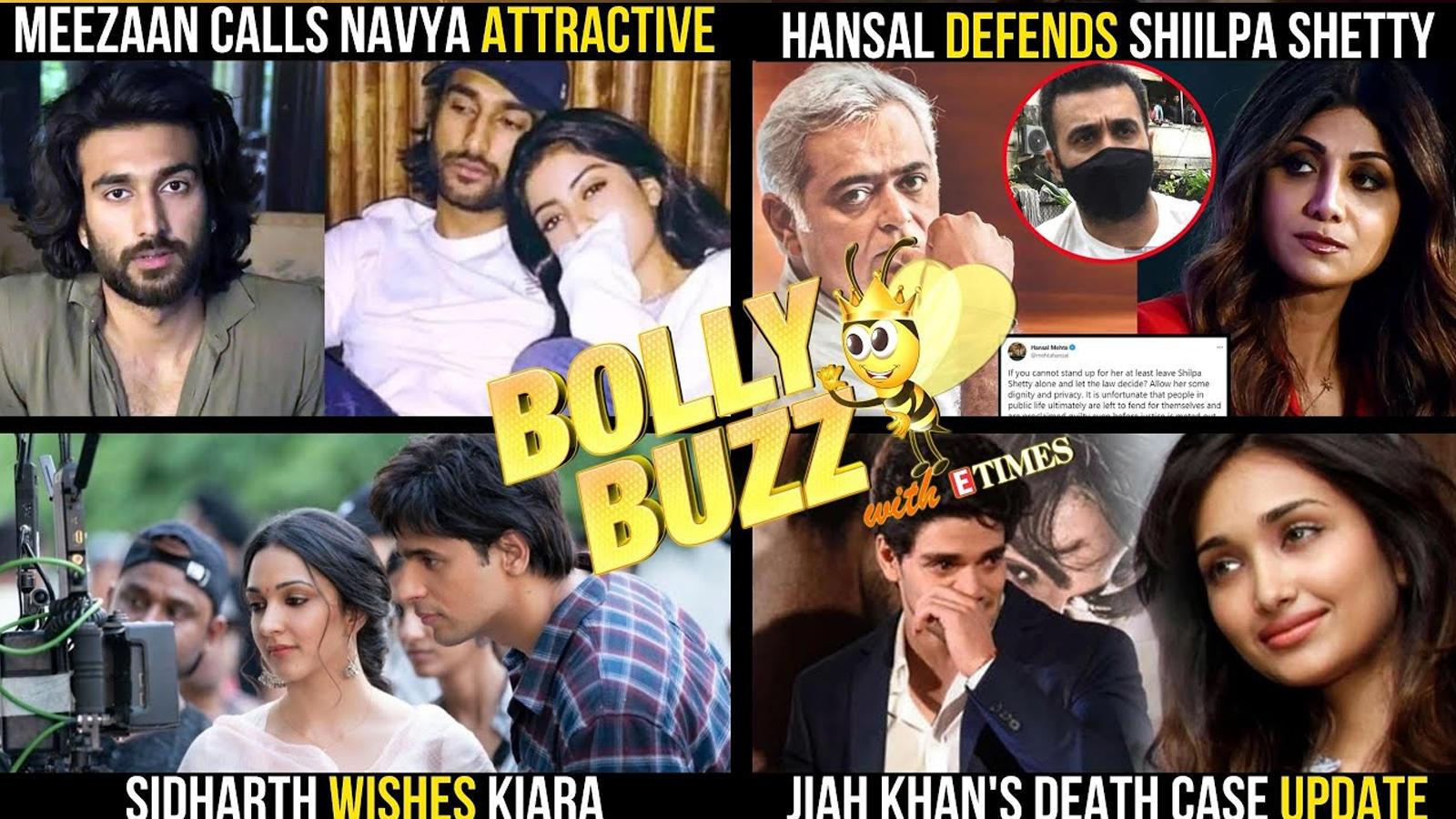 hansal-mehta-defends-shilpa-shetty-meezaan-finds-navya-attractive-sidharth-wishes-kiara