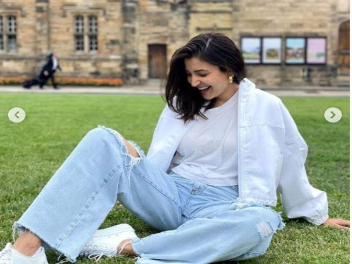 Anushka Sharma sets travel goals with photos from her England trip