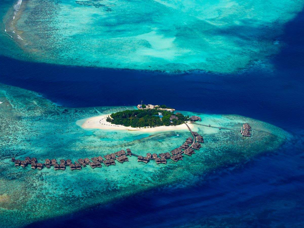 In a first, Lakshadweep to get Maldives-style water villas