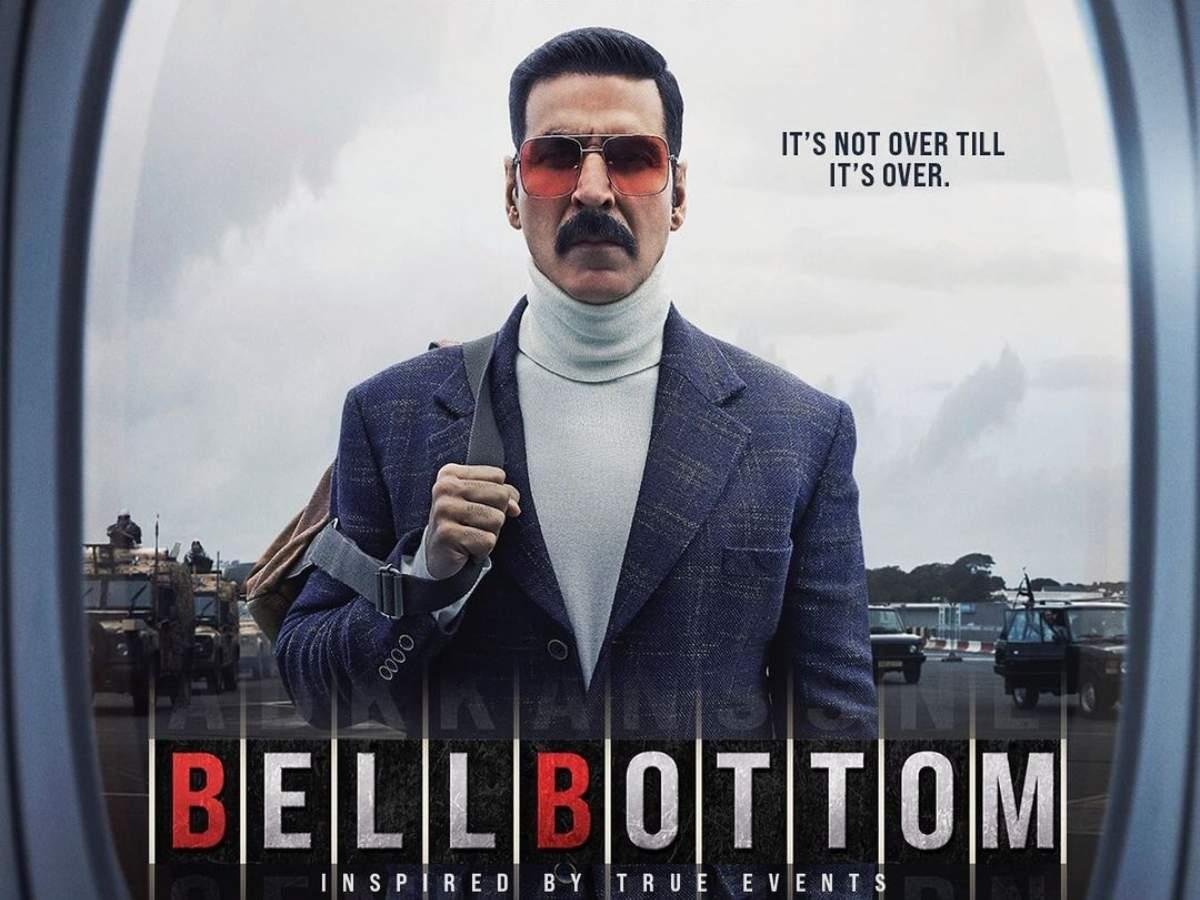 Akshay kumar's 'Bell Bottom': Trailer of Akshay Kumar and Vaani Kapoor  starrer film to be released tomorrow