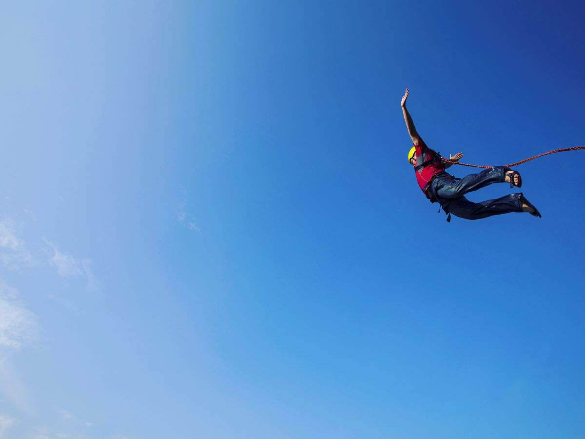 Leap of faith: The world's highest bungee jump is here!