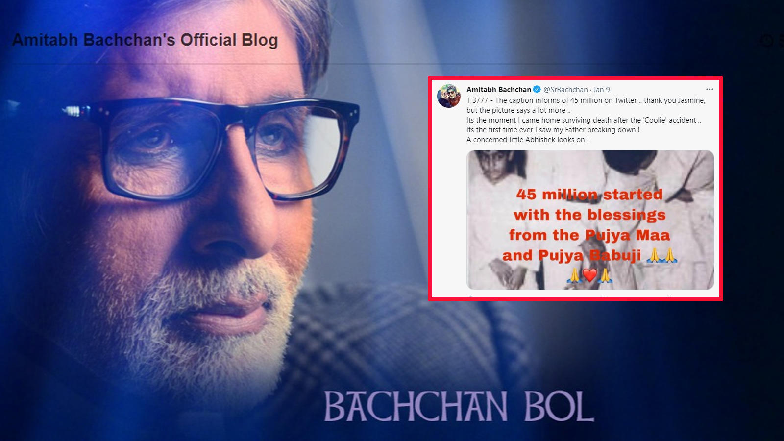 throwback-video-of-amitabh-bachchan-returning-home-after-recovering-from-the-near-fatal-accident-on-coolie-sets-goes-viral