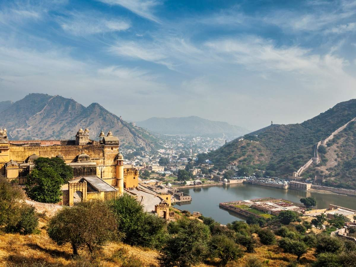 Jaipur's fort hills visited by a record number of tourists
