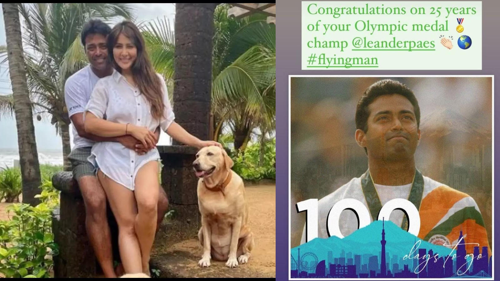 kim-sharma-celebrates-25-years-of-rumoured-boyfriend-leander-paes-bronze-medal-win-at-olympics-mentions-him-as-flying-man