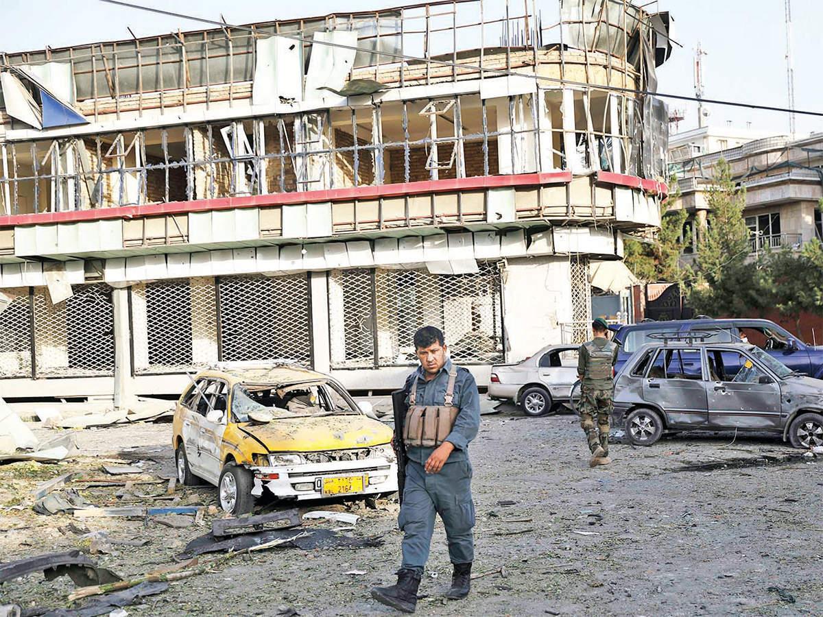 Taliban target home of Afghan defence minister