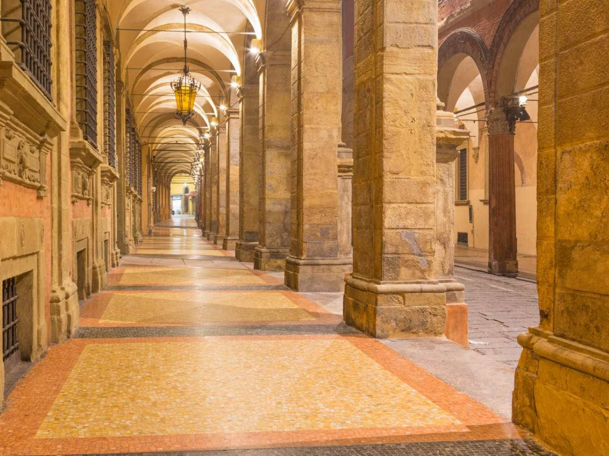 The Porticoes of Bologna in Italy is the latest World Heritage Site