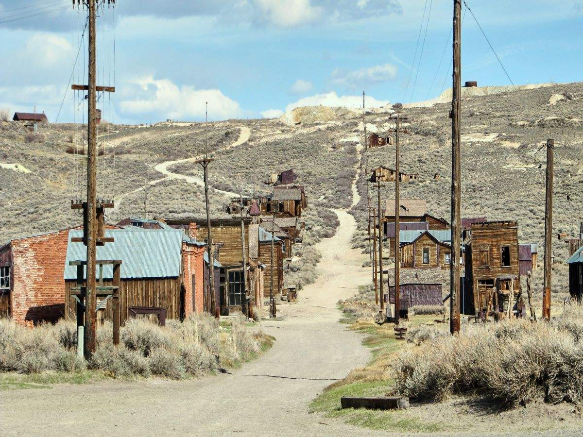Fascinating ghost towns across the globe