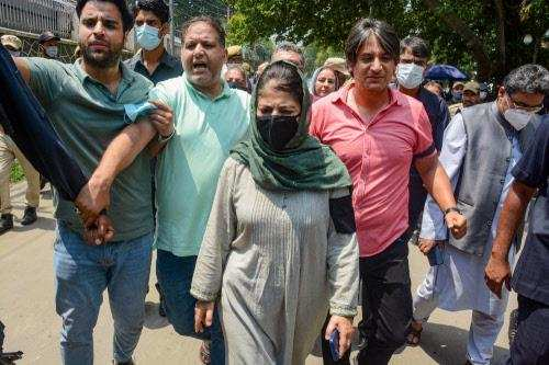 2nd-anniversary-of-article-370-abrogation-today-is-day-of-mourning-for-jk-says-mehbooba-mufti