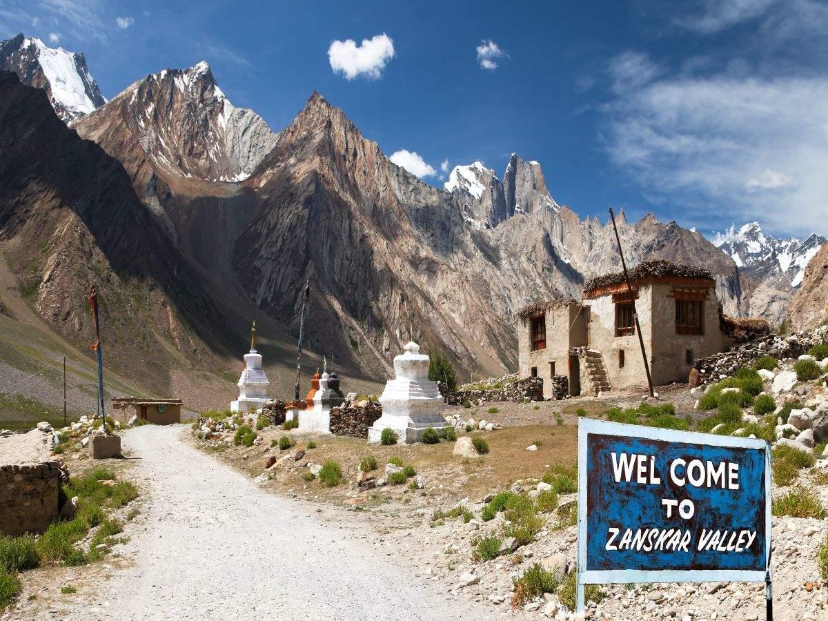 Zanskar, the hidden gem of Ladakh