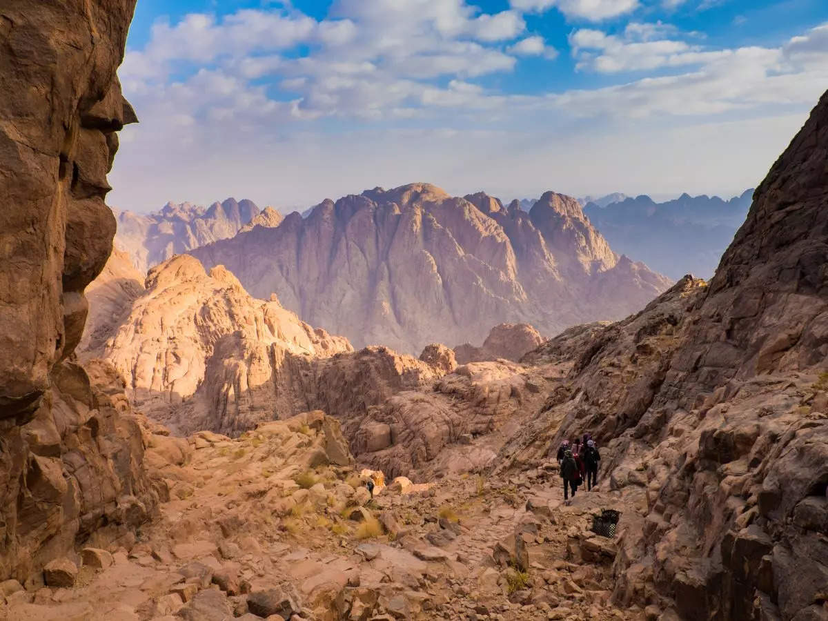 5 of the world's most sacred mountains