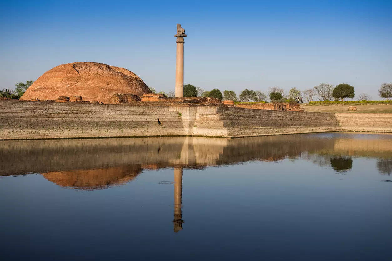 Exploring the most popular historical attractions in Bihar