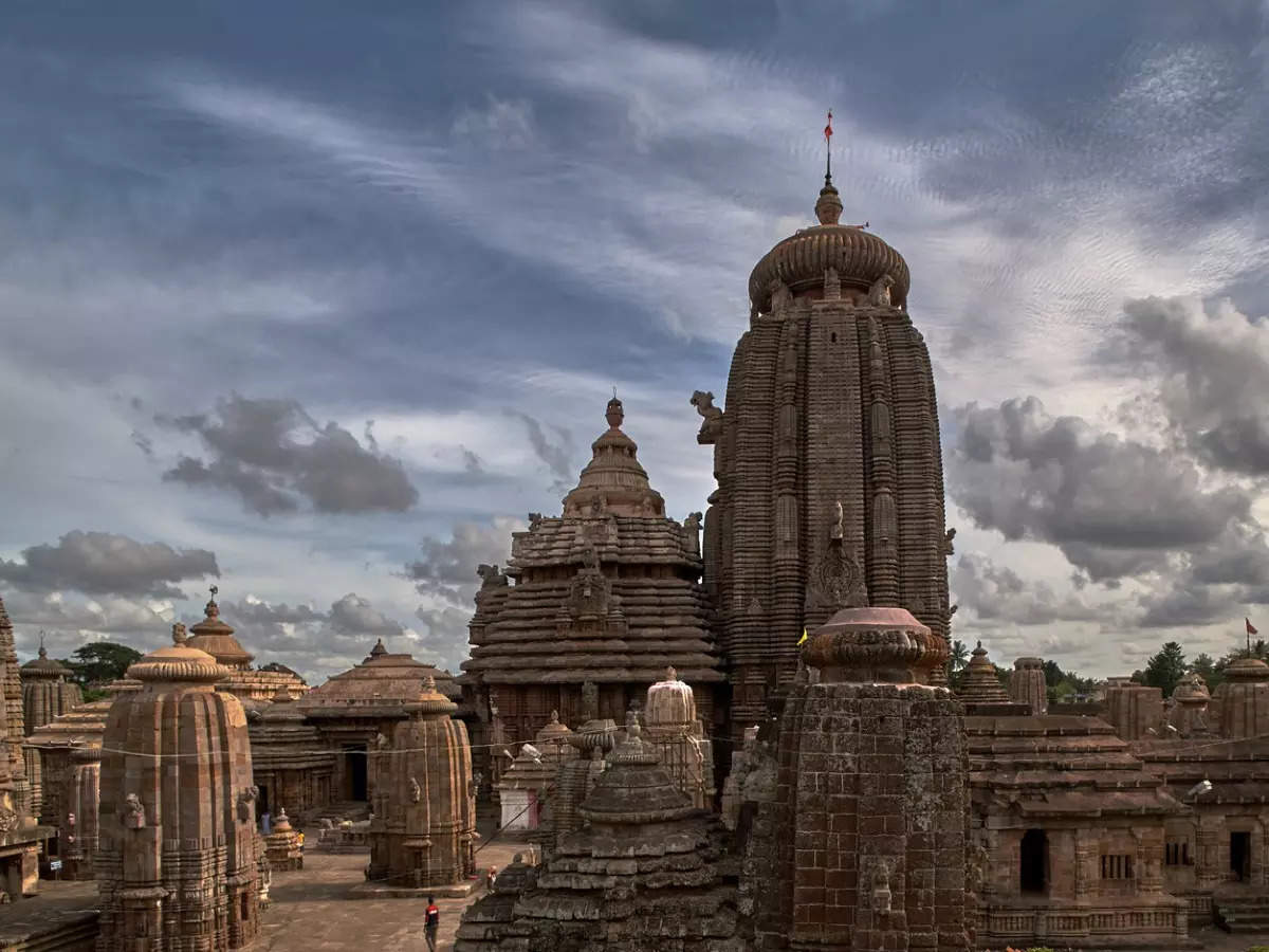 The famous Lingraj Temple in Orissa to reopen from Sept 1
