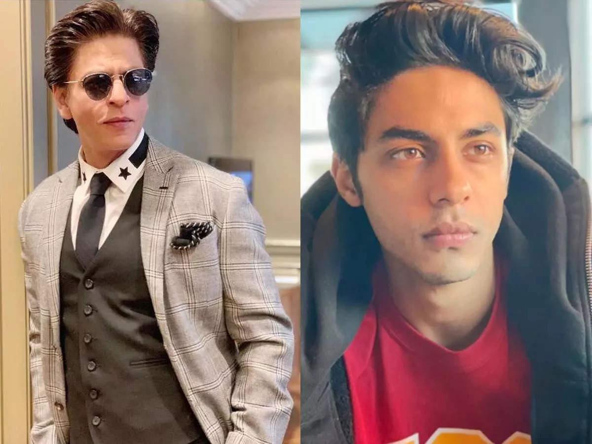 When Shah Rukh Khan said his son Aryan Khan can run after girls, do drugs,  have sex   Hindi Movie News - Times of India