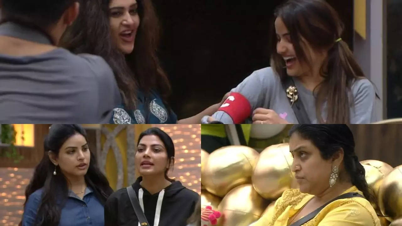 Bigg Boss Telugu 5, Day 4, September 9, highlights: From Siri becoming the first captain to an argument between Lahari and Uma, here's a glance at the events - Times of India