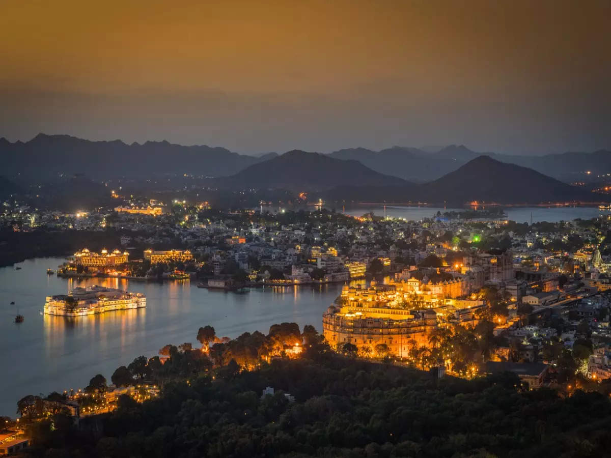 You can soon hop on a helicopter from Udaipur to Kumbhalgarh