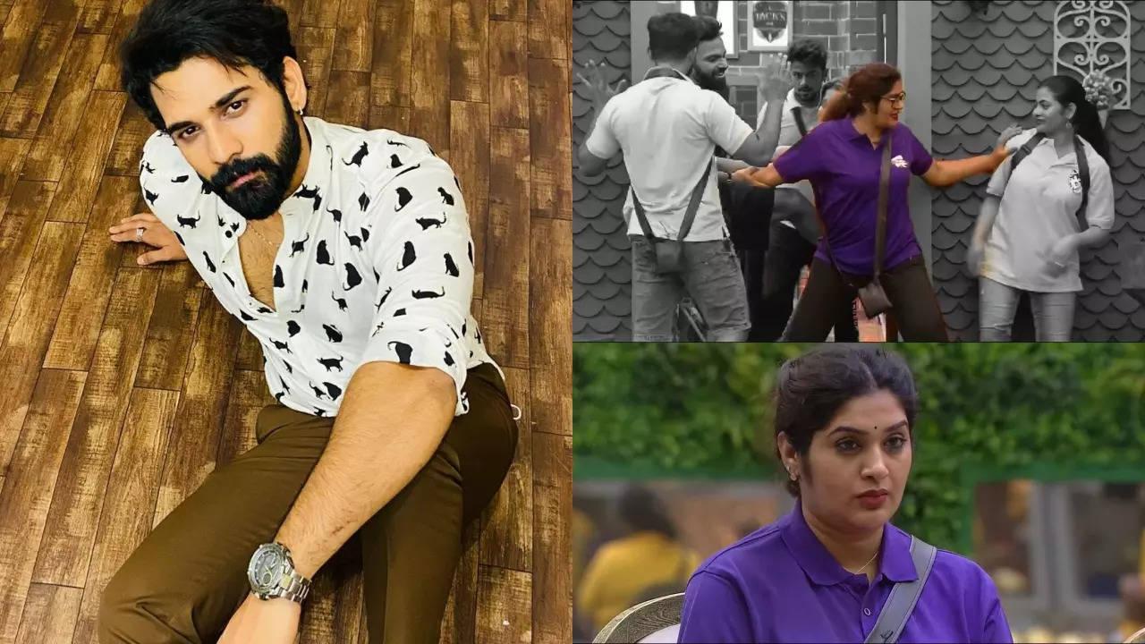 "Bigg Boss Telugu 4 runner up Akhil Sarthak backs nominated BB 5 contestant Shailaja Priya; says, ""I know your a fighter too"" - Times of India"