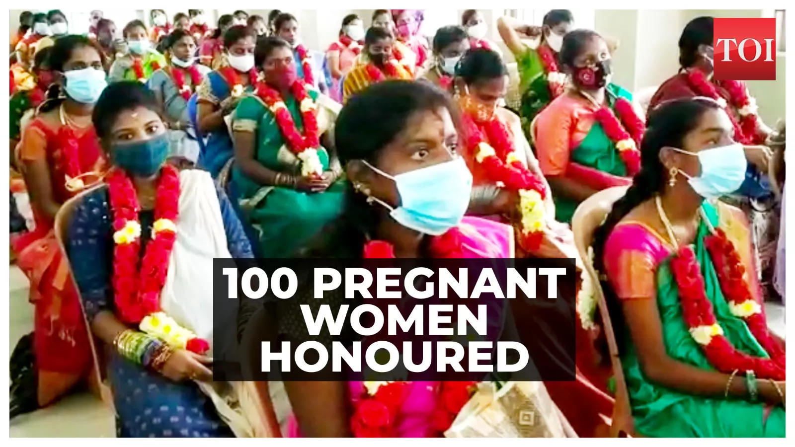chennai-over-100-pregnant-women-honoured-in-7-month-ceremony