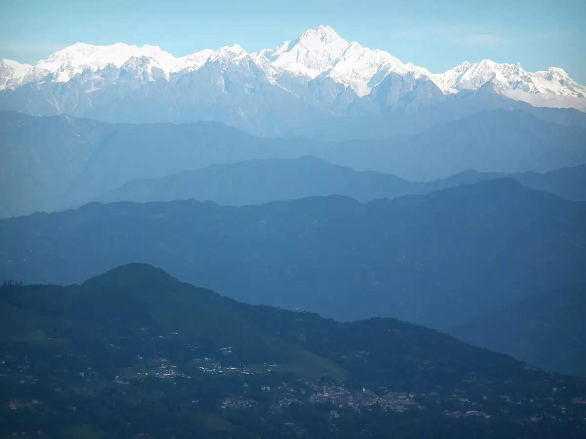 The most splendid observation points in India